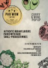 Pao Wow Curry & Wine Pop up