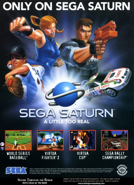 REZtron presents SEGA #Saturnday: Retrogaming,Cocktails and Elevator Karaoke