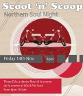 Scoot 'n Scoop Northern Soul Night