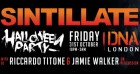 Sintillate Halloween Party
