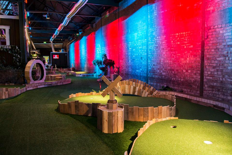 Swingers Dating - A Crazy Golf Experience