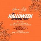 The Halloween Marmalade Party