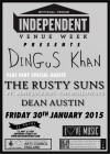 Independent Venue Week Presents