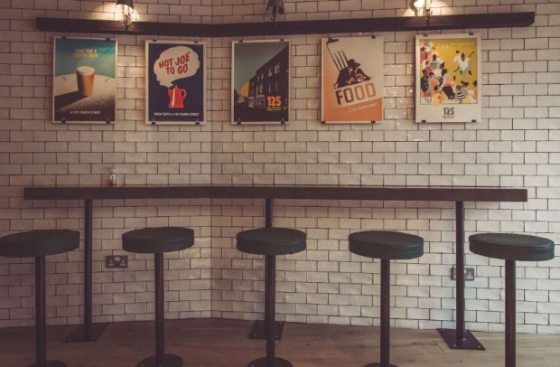 Gourmet Coffee Bar Kitchen Stoke
