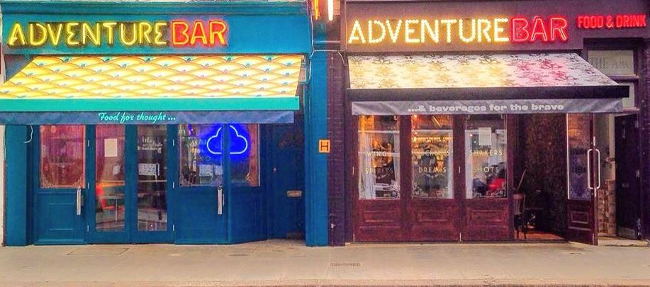Adventure Bar Clapham Junction