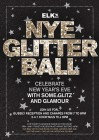 ELK BAR NYE GLITTER BALL PARTY