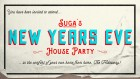 Suga's New Years Eve House Party