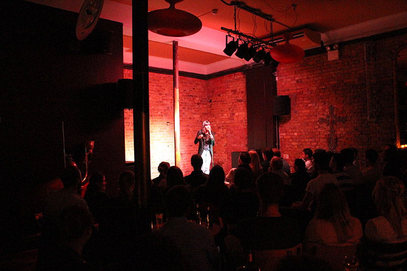 Laugh Train Home