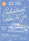 Enchantment Under The Sea at The Breakfast Club London Bridge