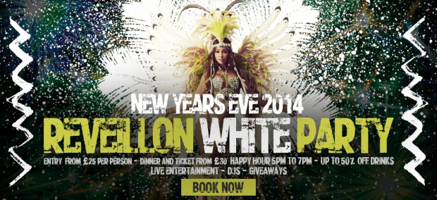 New Year's Eve Reveillon White Party