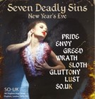 Seven Deadly Sins - New Year's Eve Party