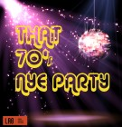 That 70's NYE Party at LAB