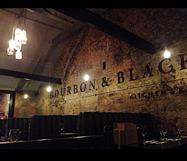Bourbon & Black photo