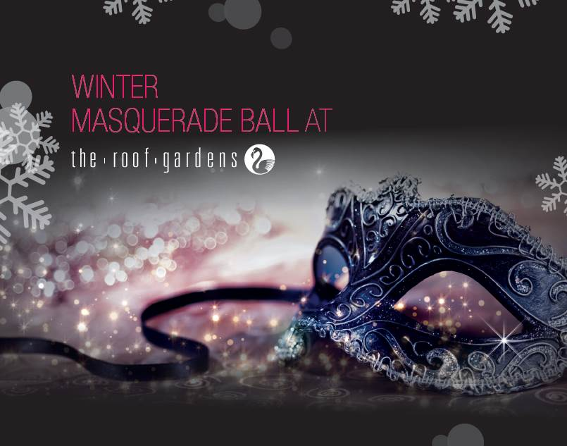 6b2cba897351 WINTER MASQUERADE BALL | Kensington, London Clubbing Reviews ...