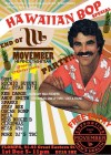 HAWAIIAN BOP SPECIAL: END OF MOVEMBER PARTY