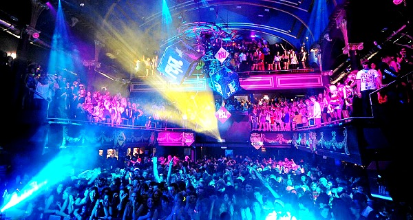 Global gathering presents nye the institute birmingham for 02 academy balcony