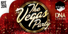 The Vegas Party