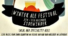 Winter Wonderland Ale Festival