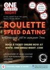 Roulette Speed Dating - Meet new people