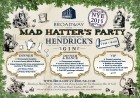 Broadway House Mad Hatter's NYE Party
