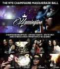 Champagne Masquerade Ball - Harrington Club