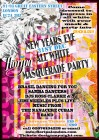 NEW YEARS EVE ALL WHITE MASQUERADE PARTY