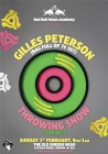 RBMA: Gilles Peterson & Throwing Snow