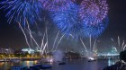 New Year's Eve Fireworks Boat Party with All Inclusive Drinks Package