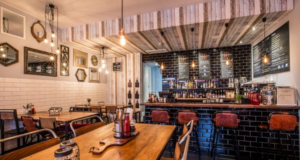 The Queensbury Kitchen From gastro pub to rustic glug as The Queensbury open new kitchen joint