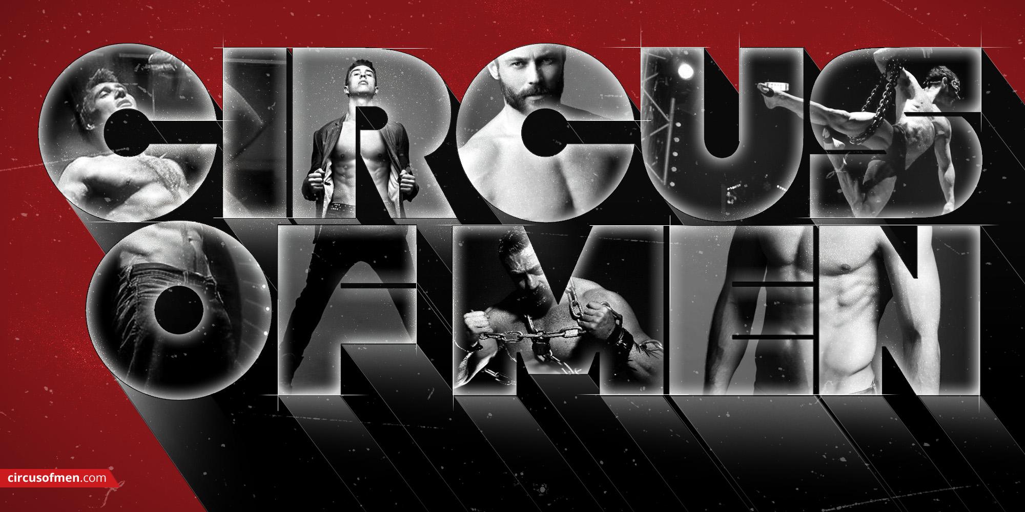 Circus Of Men - Black Fire Agency