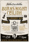Burns Ceilidh Night