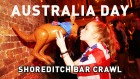 Aussie Day London Bar Crawl