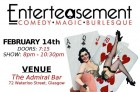 Enterteasement: Comedy Magic Burleque