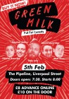 #1 Green Milk Presents: TONY LAW