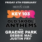 Key 103 Old Skool and Anthems