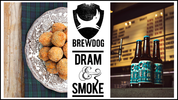 The Last Sipper: Dram & Smoke + BrewDog