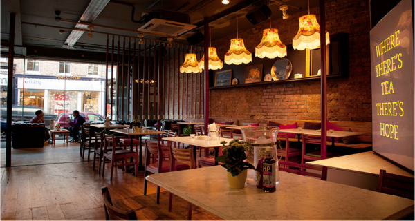 Leaf On Bold Street Liverpool Restaurant Reviews