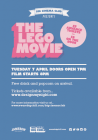 Big Cinema Club Presents The Lego Movie