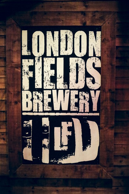 London Fields Brewery photo
