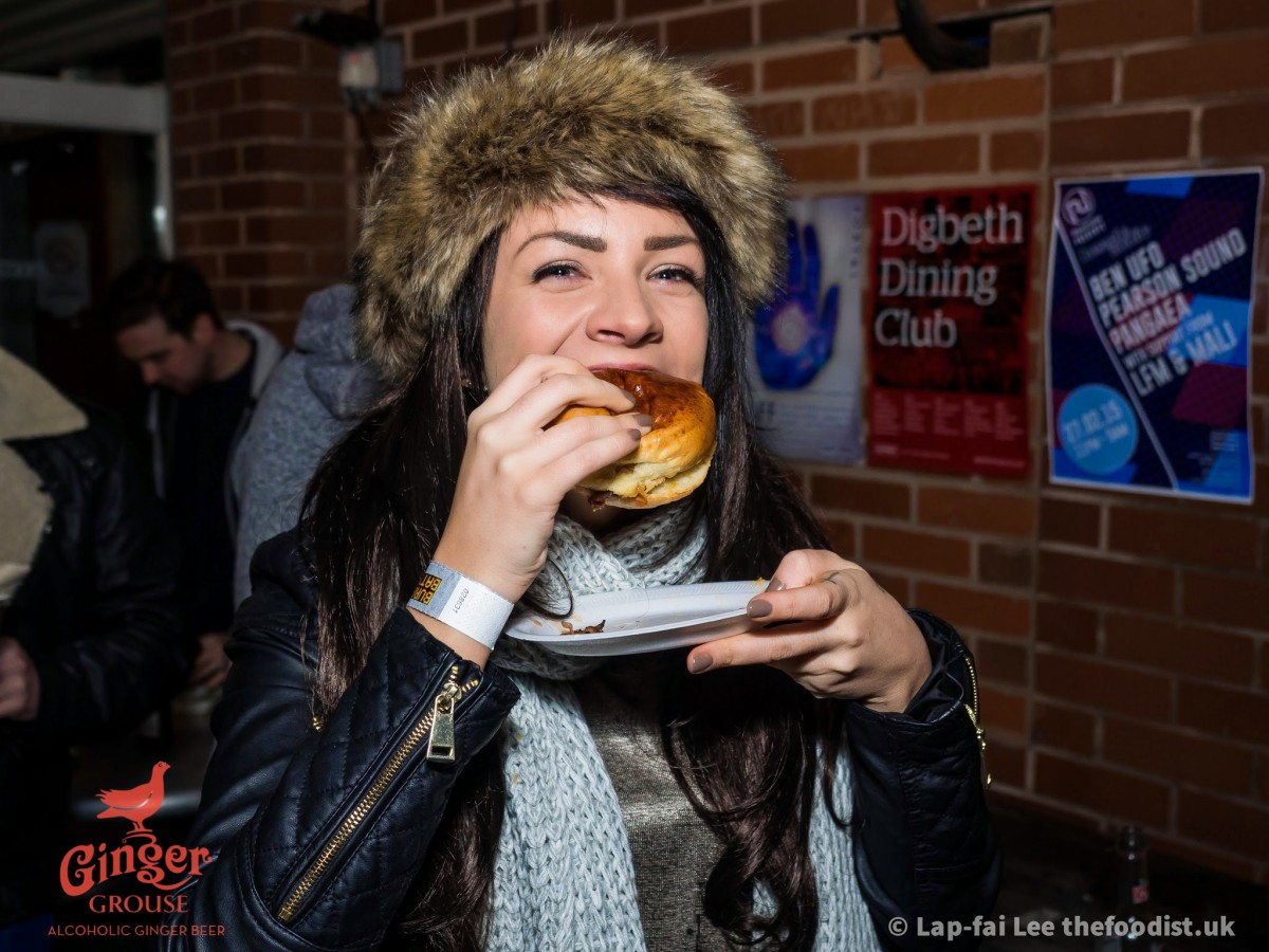 UK BURGER BATTLE - 2016 ]TOUR - BIRMINGHAM