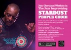 Cleveland Watkiss and the Stardust People Choir Live in Concert