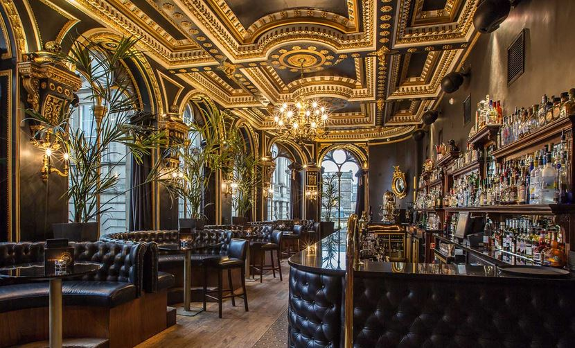 The Voodoo Rooms Edinburgh Bar Reviews Designmynight
