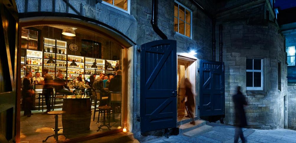 The Devil's Advocate | Edinburgh Bar Review | DesignMyNight