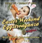 Eggstravaganza Weekend
