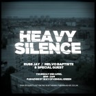Heavy Silence with Russ Jay and Melvo Baptiste