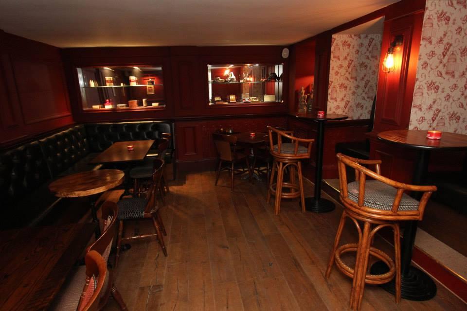 Panda Amp Sons Queen Street Edinburgh Bar Reviews