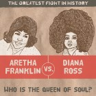 GOOD FRIDAY: QUEENS OF SOUL: ARETHA VS DIANA
