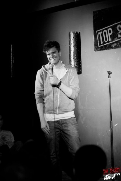 Top Secret Comedy Club photo