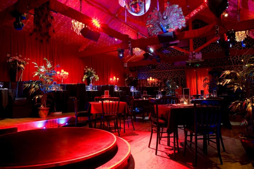 Kansas City Circus Themed Restaurant