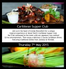 Island Twist's Caribbean Supper Club